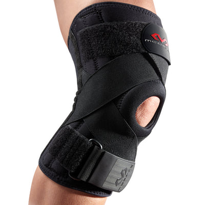 McDavid 425 Knee Support w/ Stays & Cross Straps