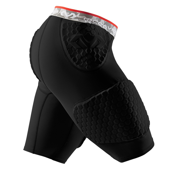 McDavid 7991 Hex Short w/ Contoured Wrap-Around Thigh