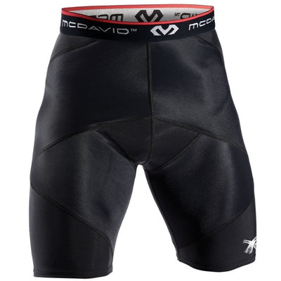 McDavid 8200 Cross Compression Short w/ Hip Spica