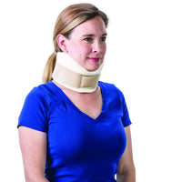 Core Products Foam Cervical Collar with Vinyl Strap