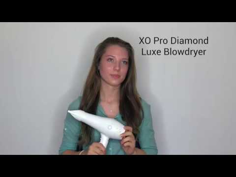 Aria Beauty XO Pro Diamond Luxe Blow Dryer