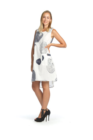 COTON DRESS WITH POCKETS