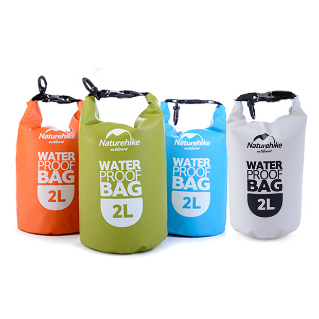 Waterproof outdoor bag - 2L
