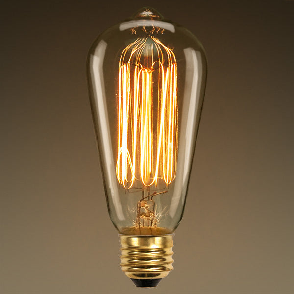 Retro Light Bulb