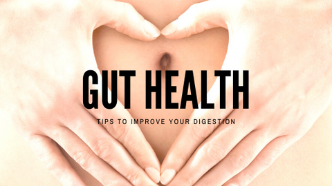 Tips on improving gut health