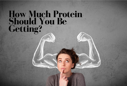 How much protein should you be getting?
