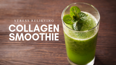 Stress Relief Collagen Smoothie