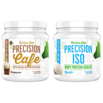 Precision ISO Trial Duo - Mochaccino - BioHealth Nutrition
