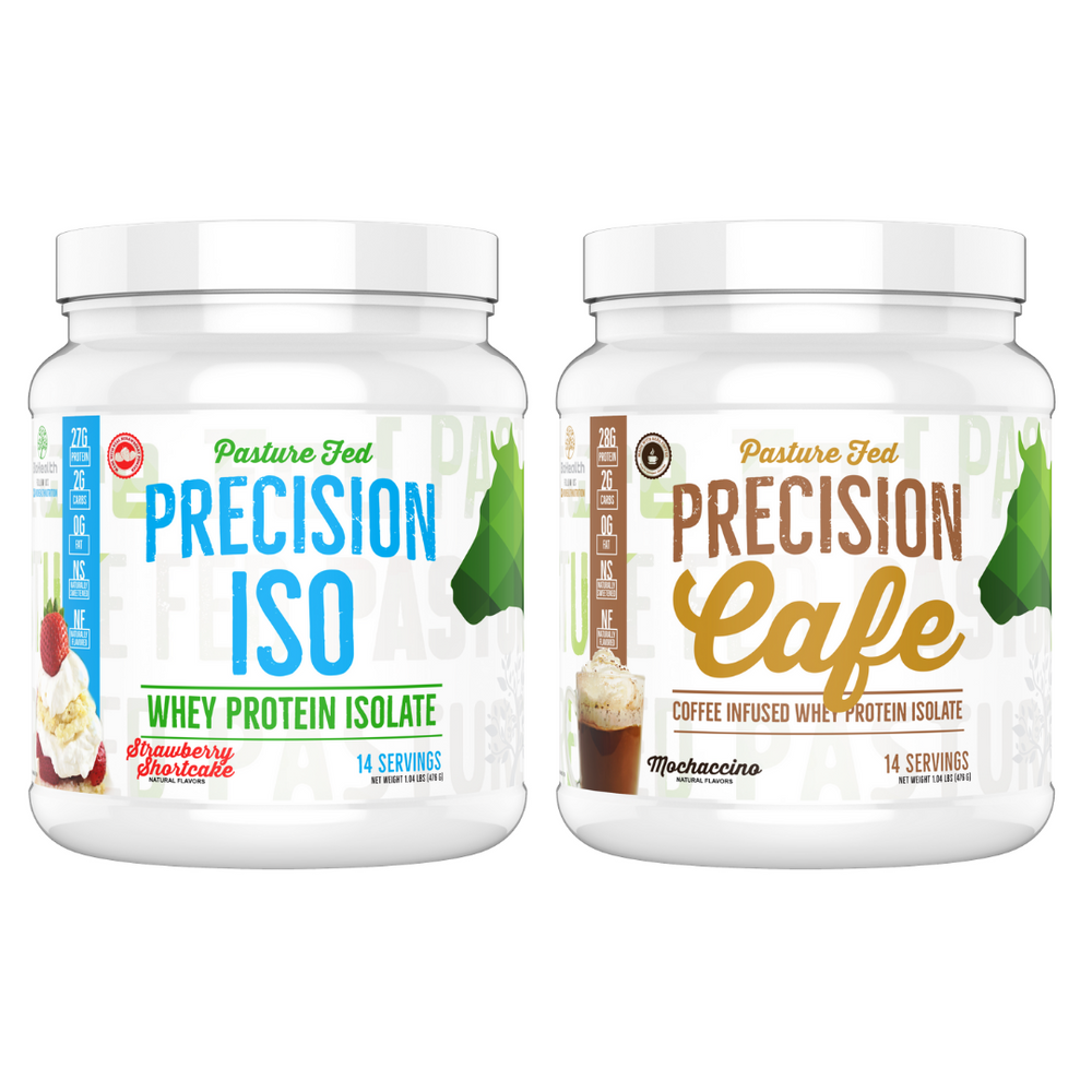 Precision ISO Trial Duo - Strawberry - BioHealth Nutrition