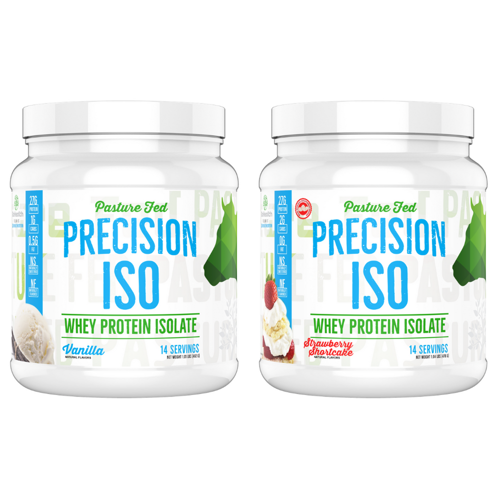 Precision ISO Trial Duo Vanilla - BioHealth Nutrition