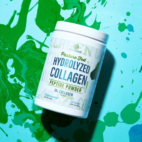 Hydrolyzed Collagen - BioHealth Nutrition