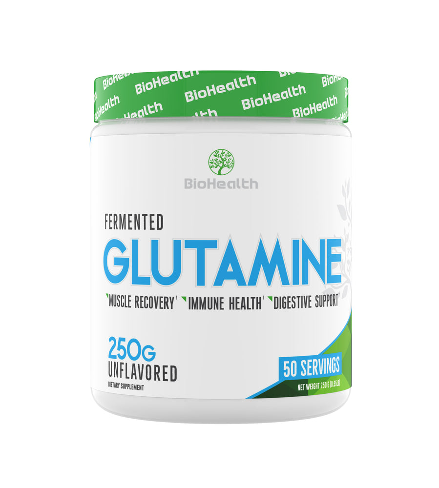L-Glutamine - BioHealth Nutrition