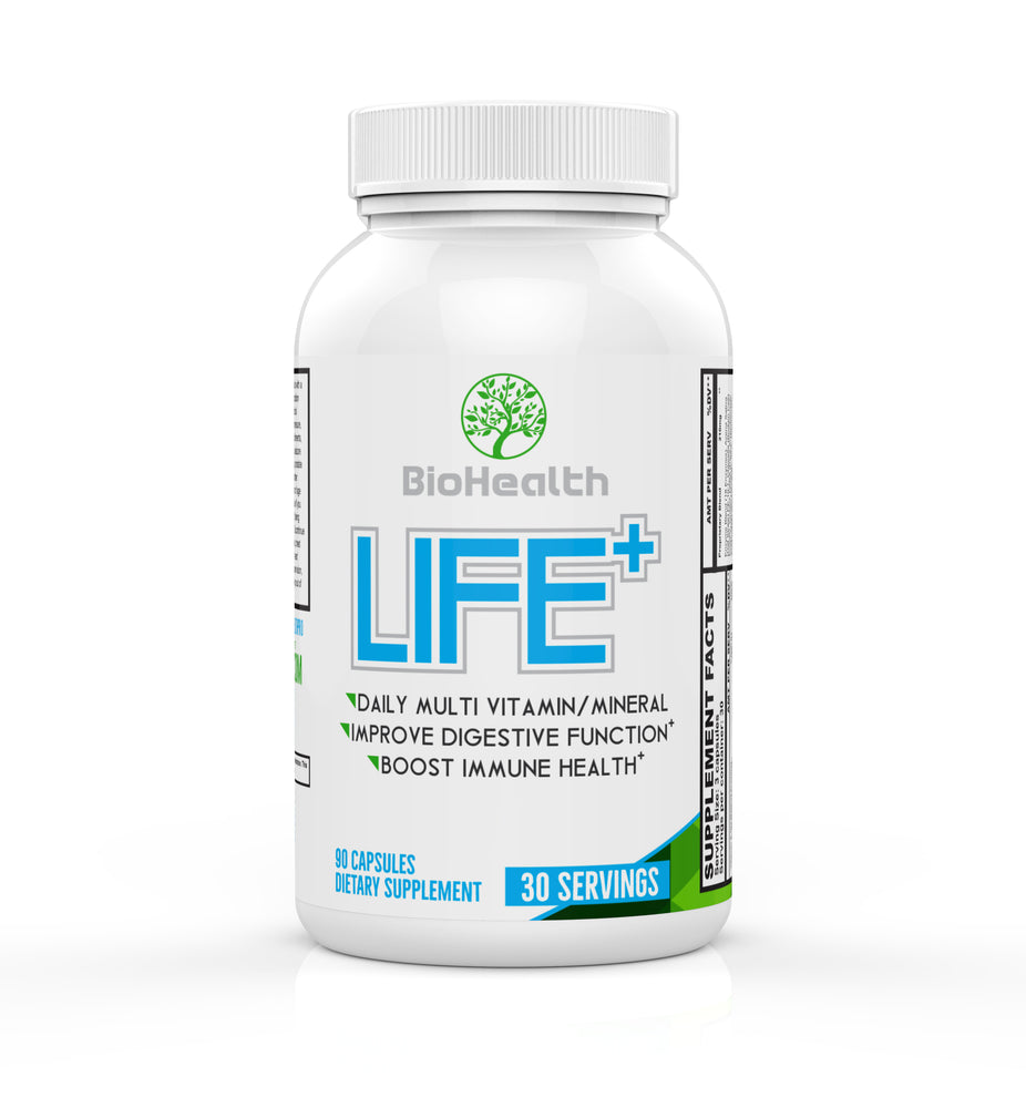 Life + Multivitamin - BioHealth Nutrition
