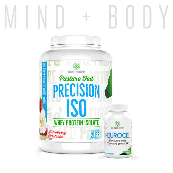 Mind + Body  Stack - BioHealth Nutrition