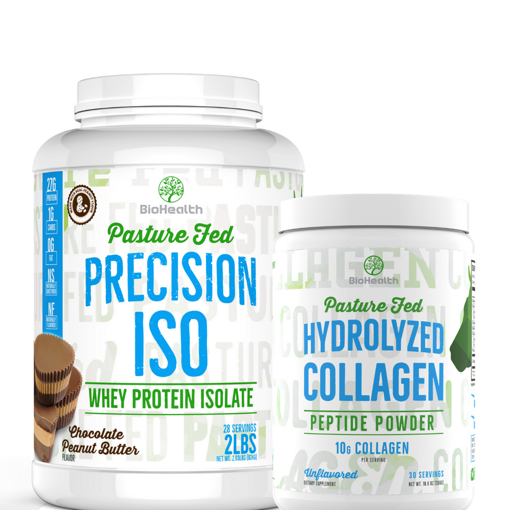 Precision ISO Starter Stack - BioHealth Nutrition