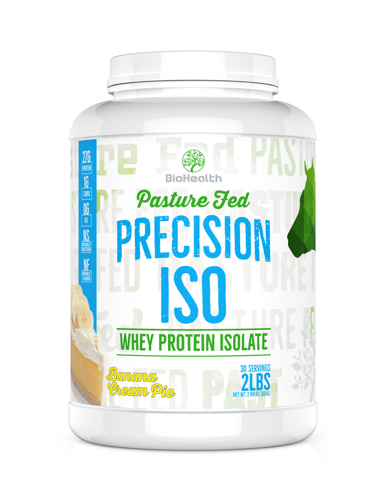 Precision ISO Protein Banana - BioHealth Nutrition
