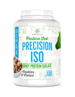 Precision ISO Protein Cookies and Cream - BioHealth Nutrition