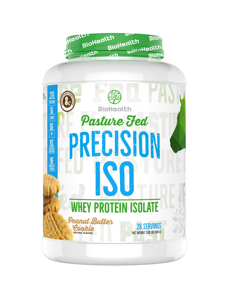 Precision ISO Protein Peanut Butter Cookie - BioHealth