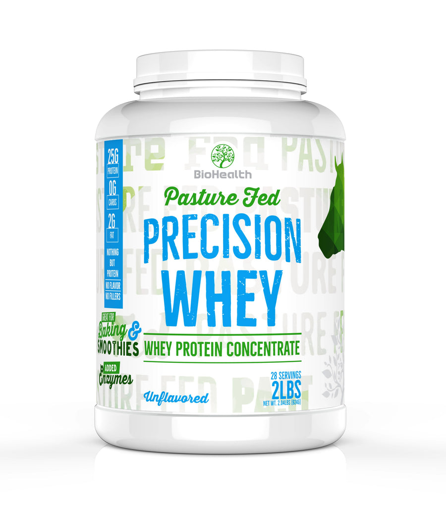 Precision Pasture Fed WHEY