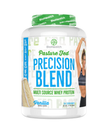 Signature Series Precision Blend Protein - Agostina Vanilla - BioHealth Nutrition