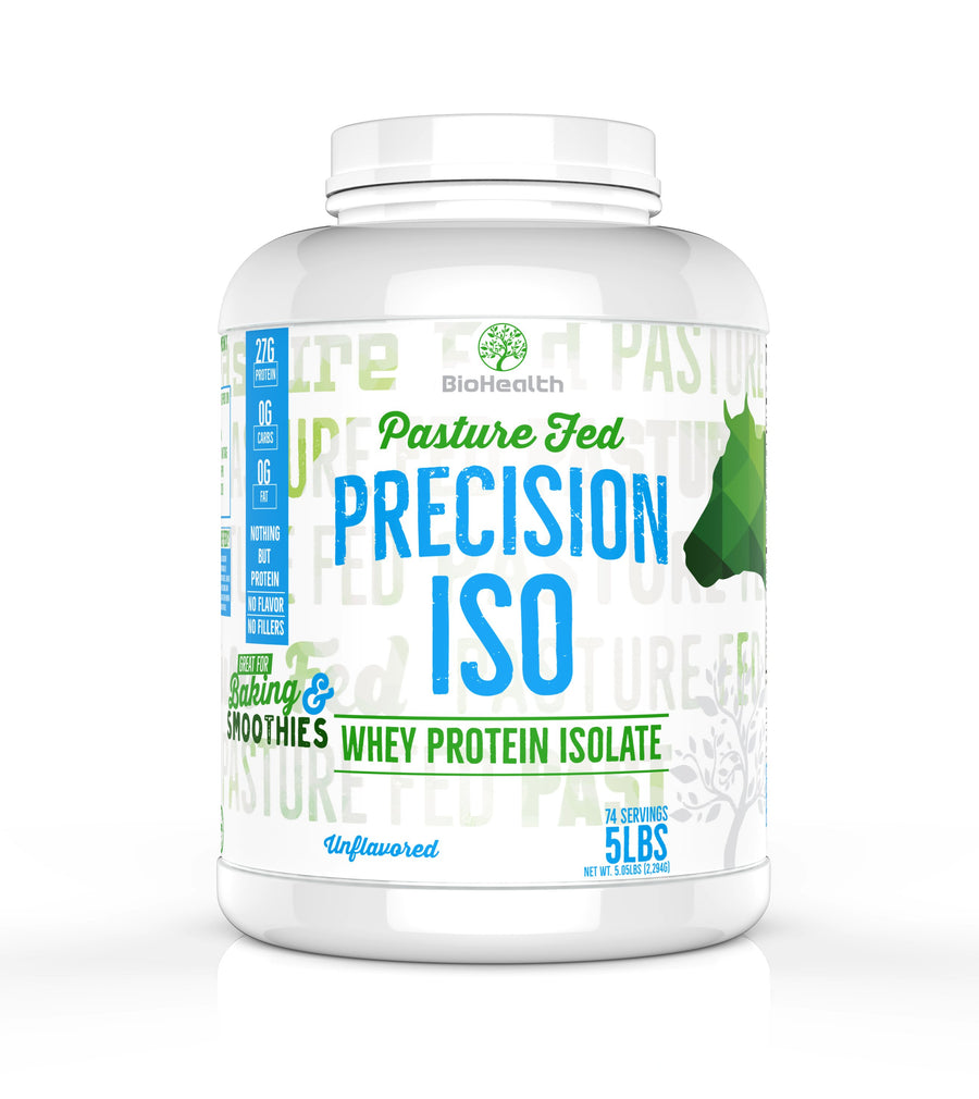Precision Pasture Fed ISO UNFLAVORED