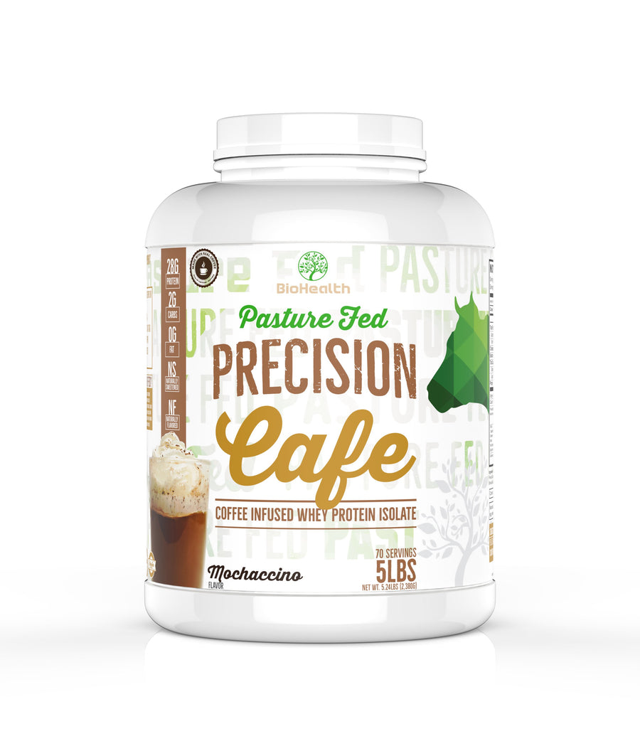 SPECIAL EDITION: Precision Pasture Fed ISO CAFE