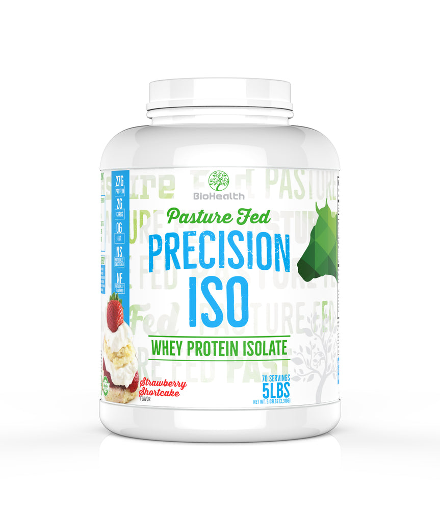 Precision ISO Protein Strawberry Shortcake