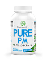 Pure PM - Sleep Aid Formula - BioHealth Nutrition