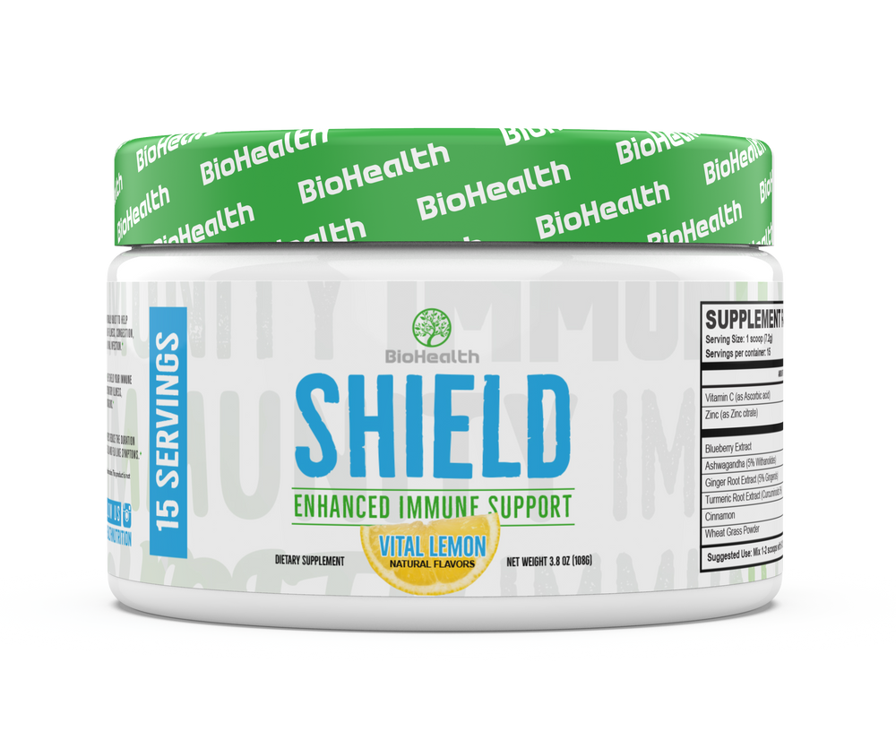 SHIELD - Total Immune System Support - BioHealth Nutrition