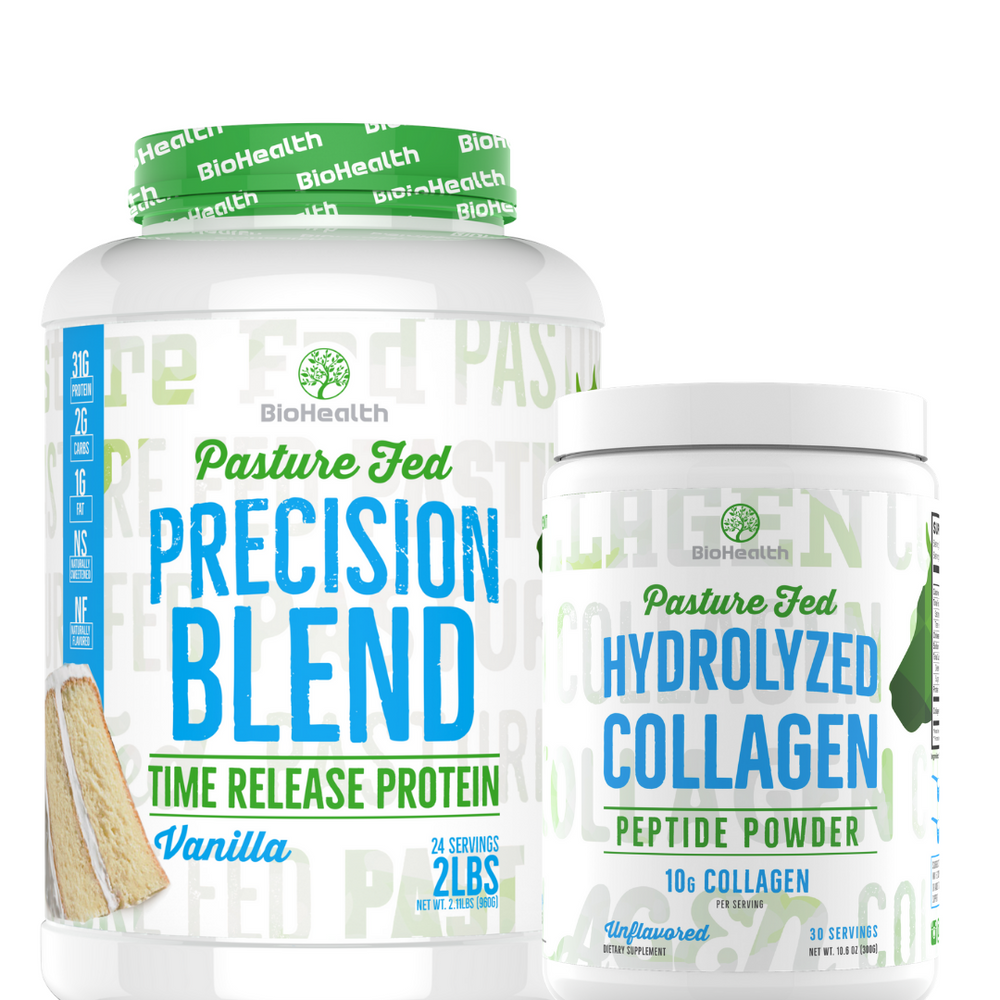 Precision Blend Starter Stack - BioHealth Nutrition
