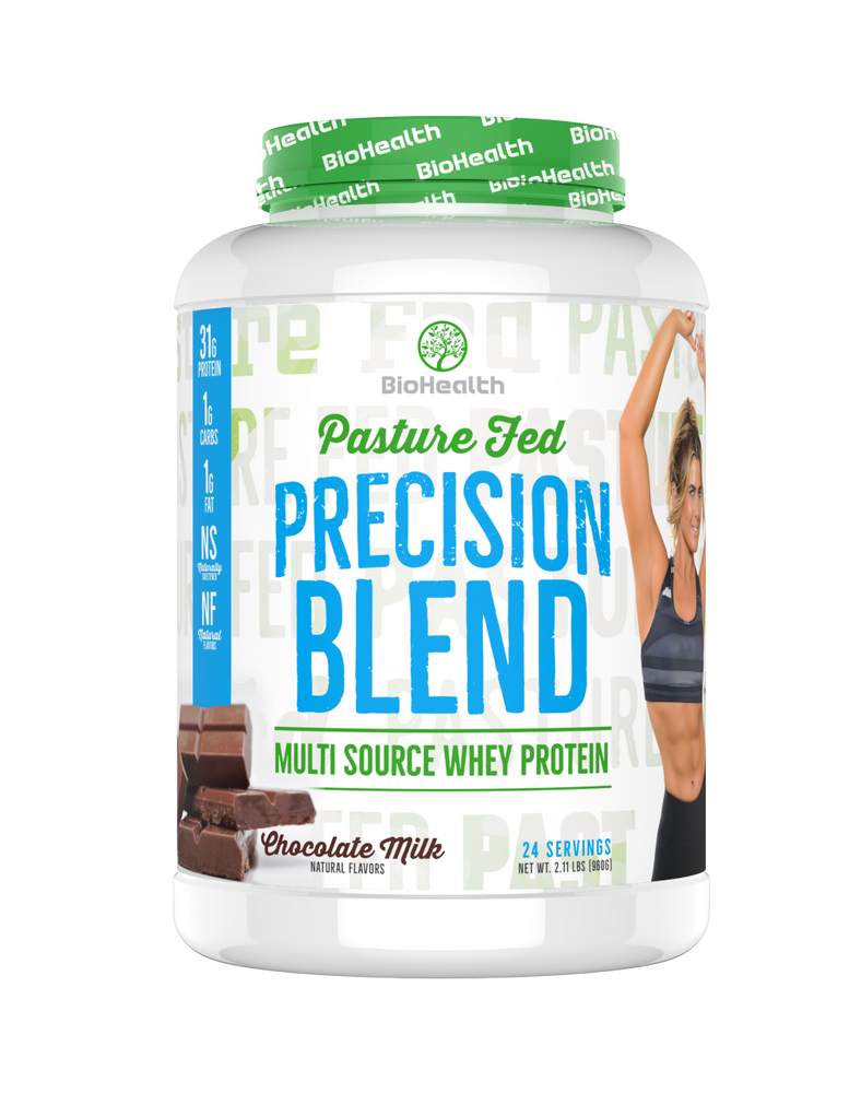 Signature Series Precision Blend Protein - Agostina Chocolate