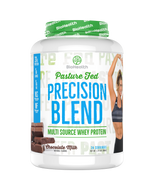 Signature Series Precision Blend Protein - Agostina Chocolate - BioHealth