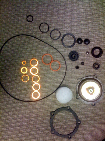 190SL Brake Booster Repair Kit