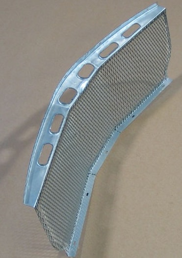 Mercedes Benz 190SL Bug Screen