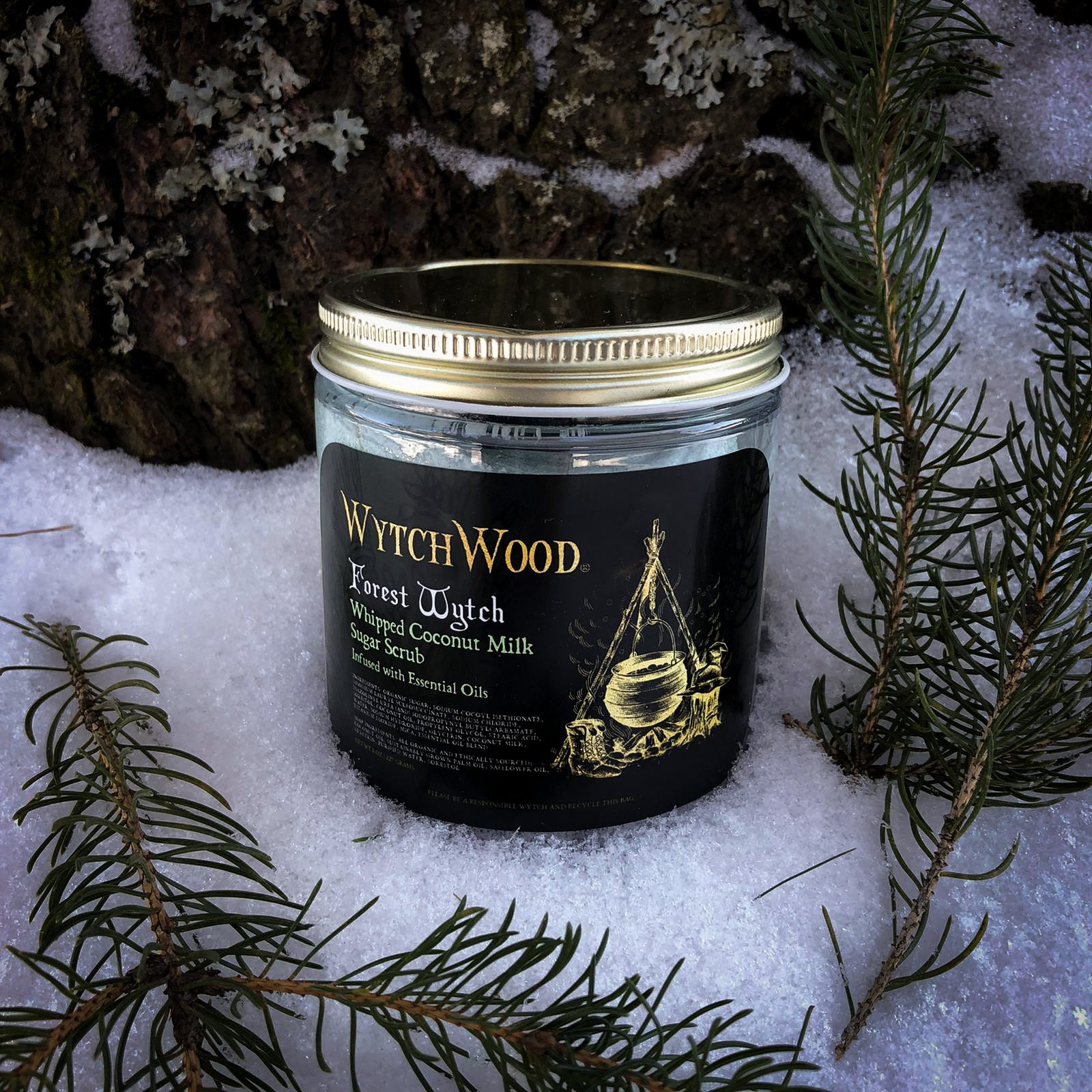 WytchWood Apothecary, Self Care Products for the Modern Witch