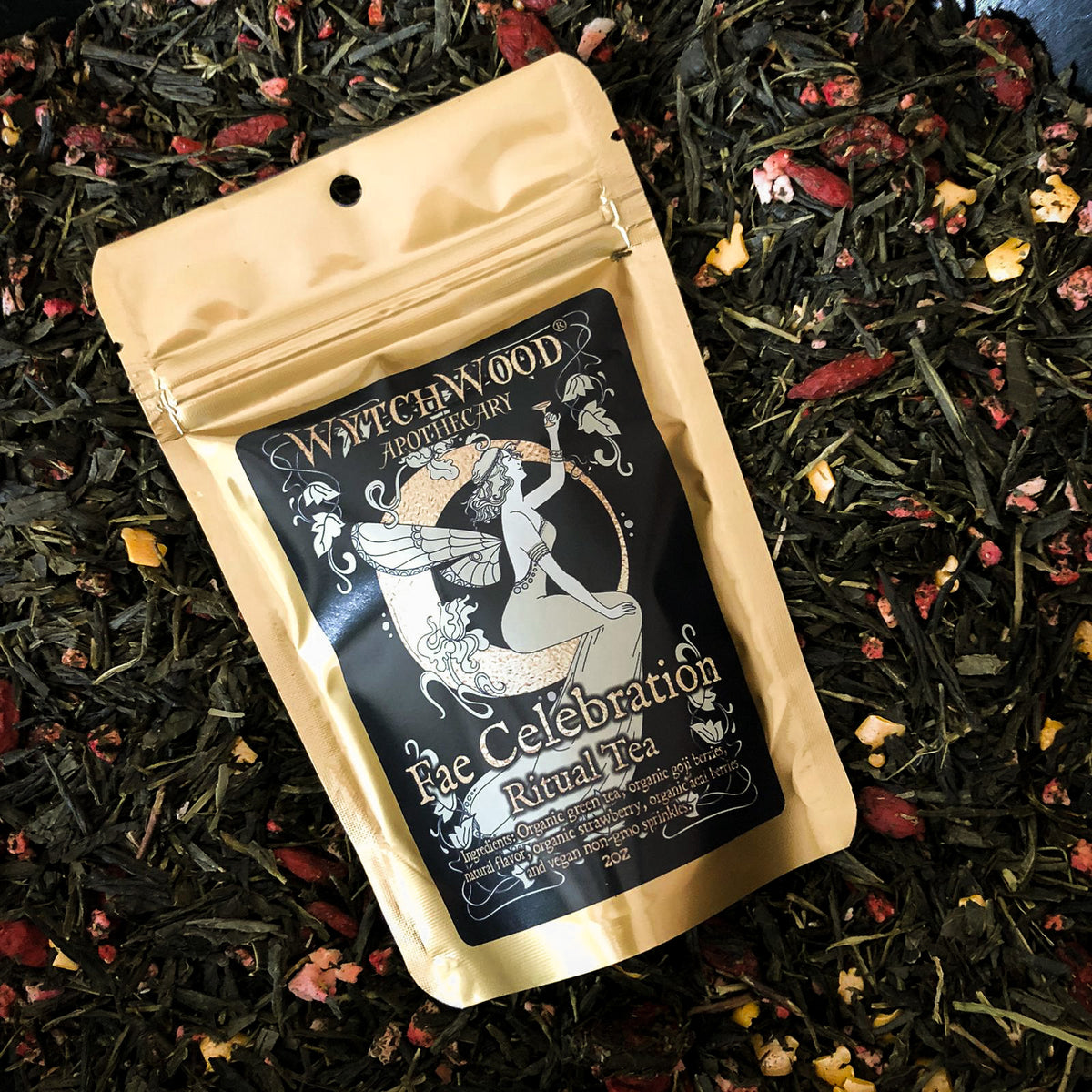 Fae Celebration Ritual Tea 2oz