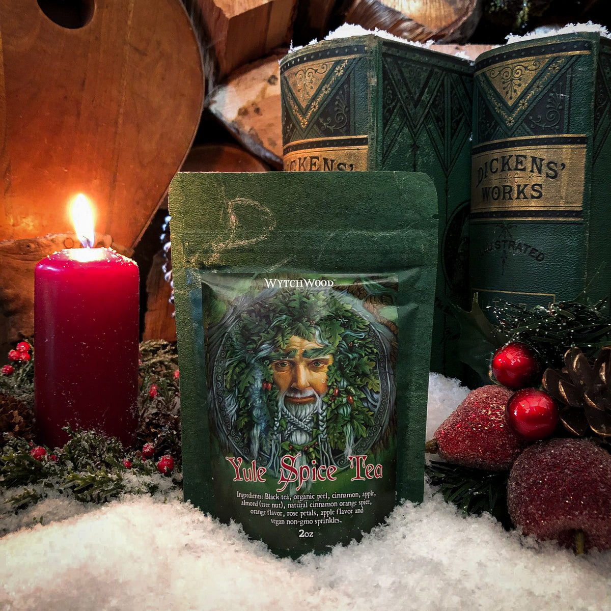 WytchWood Apothecary Yule Ritual Tea
