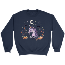 Uni-Corn Halloween Sweatshirt- Exclusive- Enchantment Box X Olivia Faust