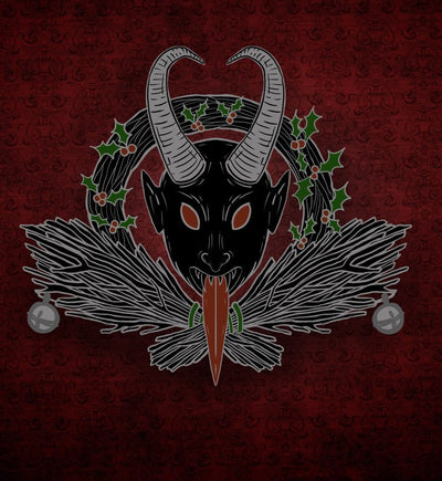 Gruss Vom Krampus Pin Wytchwood X The Pickety Witch