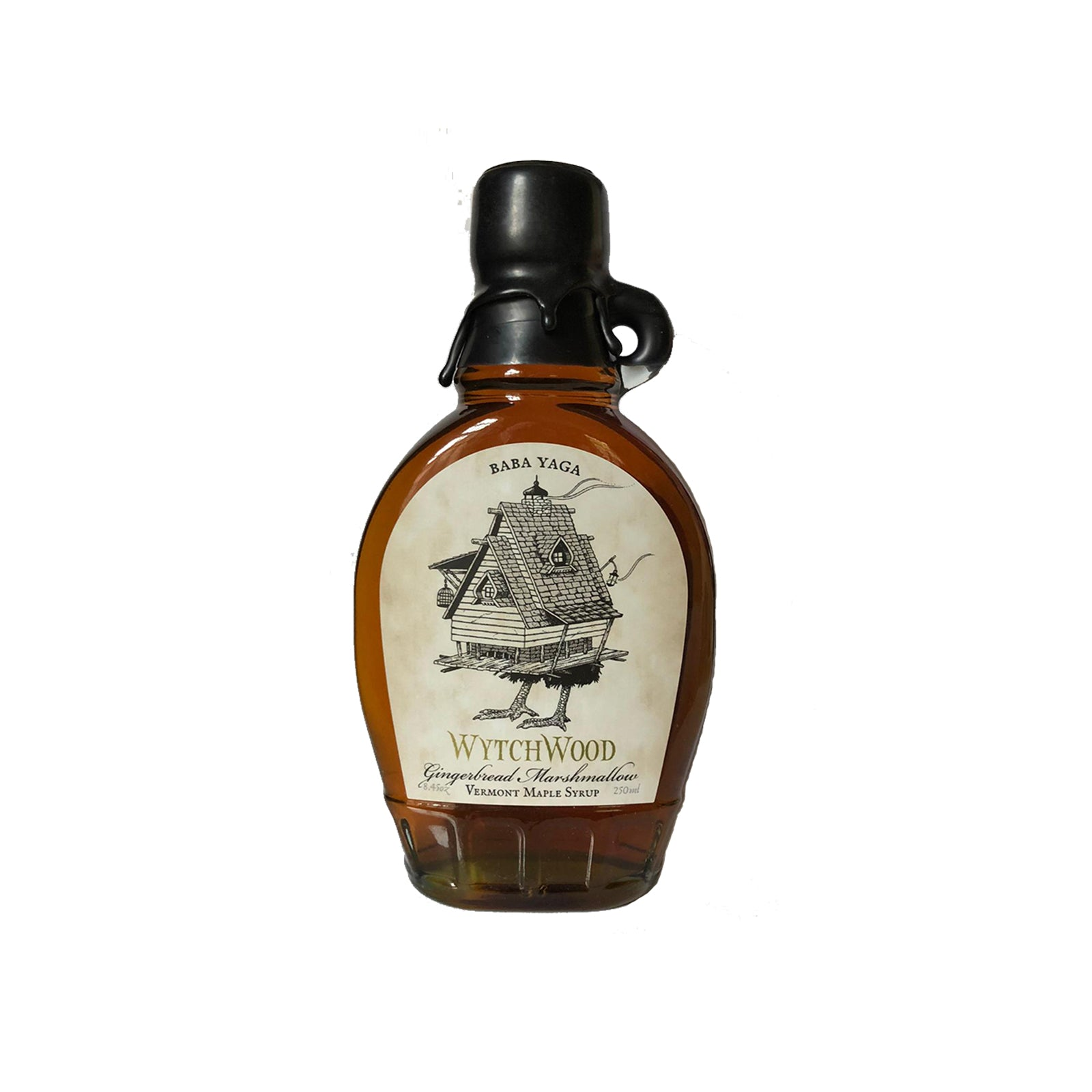 Gingerbread & Marshmallow Pure Vermont Maple Syrup