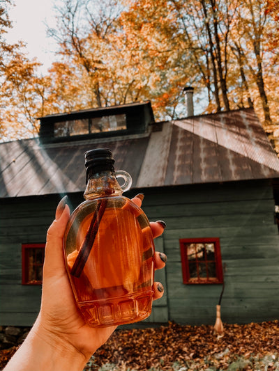Samhain Syrup- WytchWood Sugar 8oz Pumpkin Spice