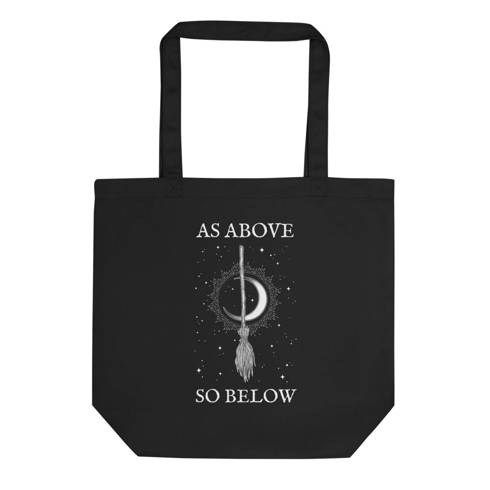 WytchWood As Above So Below Eco Tote Bag