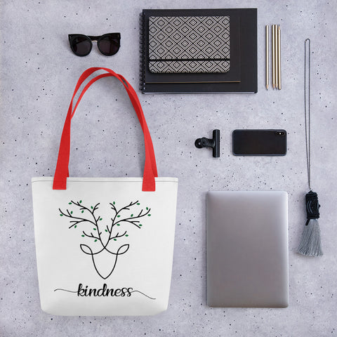 Kindness Power Tote bag