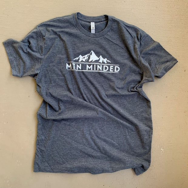 Heather Gray Logo T-Shirt