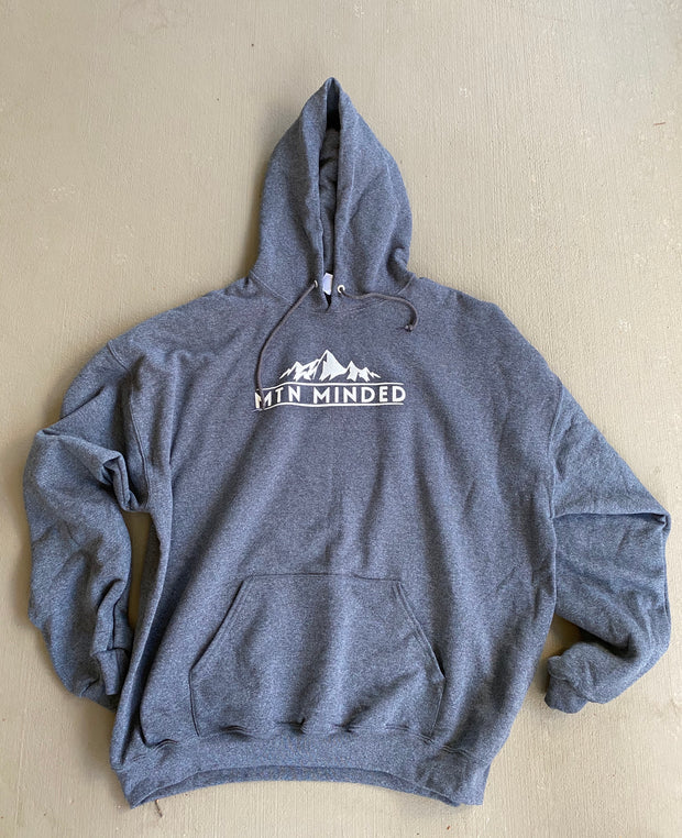 Heather Gray Logo Sweatshirt
