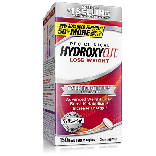 Pro Clinical Hydroxycut - 150 ct.
