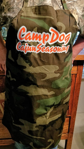 CAMP DOG APRON