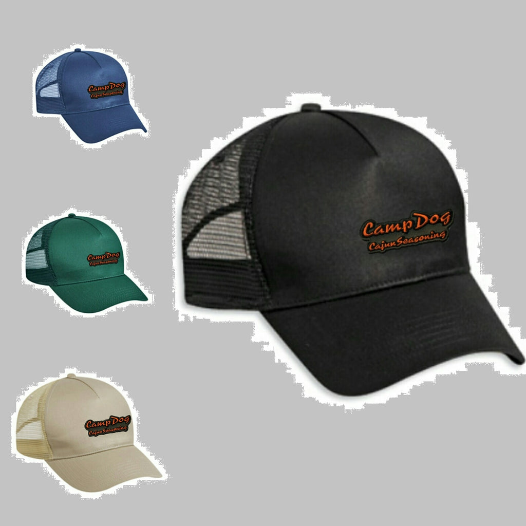 Camp Dog Logo Cap