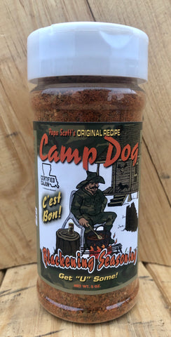 Camp Dog Blackening Seasoning