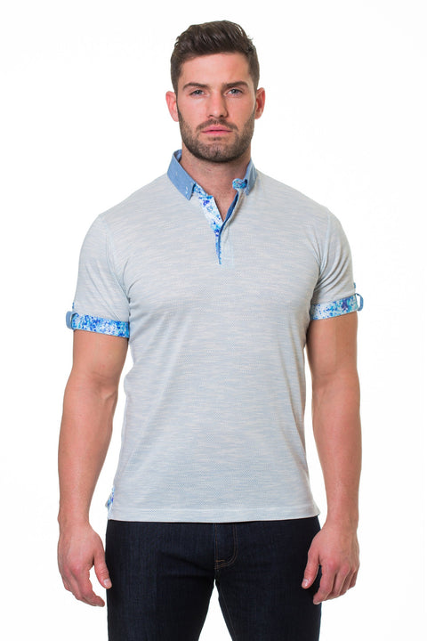 Maceoo Polo S Static Blue